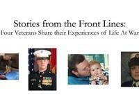Stories from the Front Lines Showcase