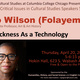 Fo Wilson: Critical Issues in Cultural Studies