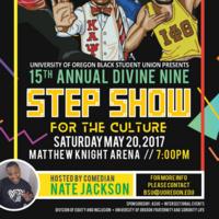 15th Annual Divine Nine Step Show