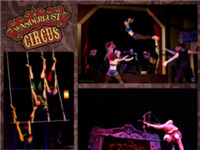 Wanderlust Circus & 3 Leg Torso present A Mother's Day Circus