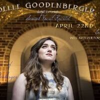 Senior Recital: Noelle Goodenberger, soprano | Live-stream