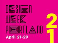 Design Week Portland Main Stage