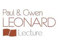 Leonard Lecture: David Beisecker