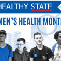 Healthy State Men's Health Month
