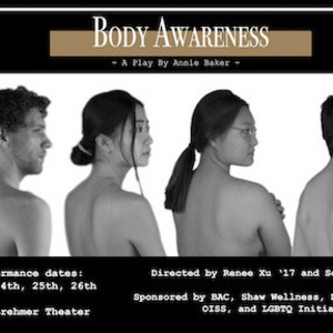 Honors Thesis Student Production: Body Awareness by Annie Baker