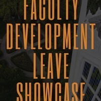 First Annual Faculty Development Showcase