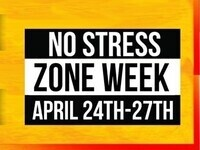 SSS SCOPE: NO STRESS ZONE WEEK