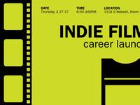 Indie Film Career Launch