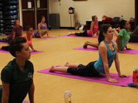 Pilates Yoga Fusion - Mondays