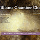 Williams Chamber Choir