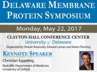 2017 Delaware Membrane Protein Symposium