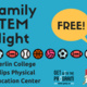 Family STEM Night: The Physics of Sports