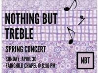 Nothing But Treble: Final Concert Spring 2017