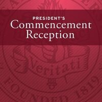 President's Commencement Reception