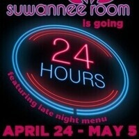 Suwannee Goes 24 Hours