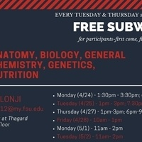 SSS-STEM: Anatomy, biology, general chemistry, genetics, nutrition