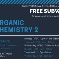 SSS-STEM: Organic Chemistry 2 for Finals