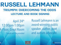 Russell Lehman Lecture