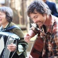 Folk Music Jam Session