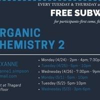 SSS-STEM: Organic Chemistry 2