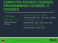 SSS-STEM: computer science, programming, IT courses