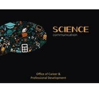 Science Communication Application Materials: Portfolios, Writing Samples, and Internship Applications