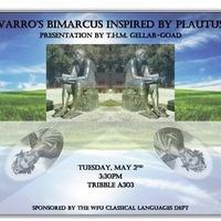 Varro's Bimarcus Inspired by Plautus