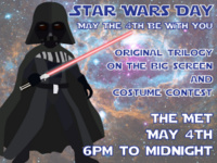 Star Wars Day at the Met