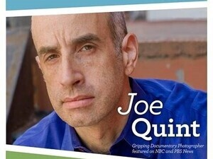 Photographer Joe Quint: It Takes Us: Stories of Gun Violence from across America