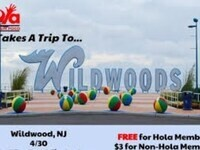 Wildwoods Beach Trip!