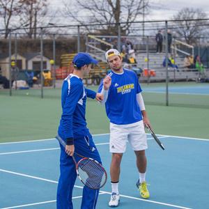 University of Delaware Men's Tennis vs ITA Atlantic Regional