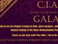 Chronic Illness Advocates Gala
