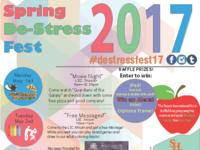 Spring De-Stress Week