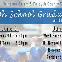 Winston-Salem/Forsyth County High School Graduations