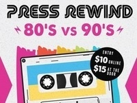 Press Rewind: 80s Vs The 90s