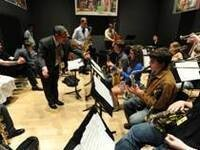 FirstWorks Workshop: Master Class for Student Jazz Ensembles