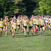 University of Delaware Women's Cross Country vs NCAA Championships