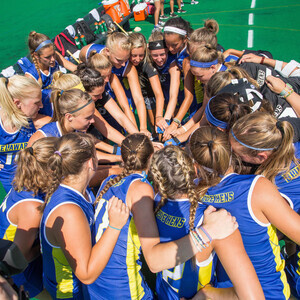 University of Delaware Field Hockey vs NCAA Tournament First Round