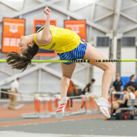 University of Delaware Track & Field - Indoor vs TCNJ Indoor Open