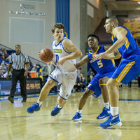 University of Delaware Men's Basketball vs UNC Greensboro
