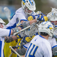 University of Delaware Men's Lacrosse at Mount St. Mary's (Md.)