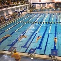 University of Delaware Men's Swimming & Diving vs POD Meet vs. UNCW, JMU and W&M