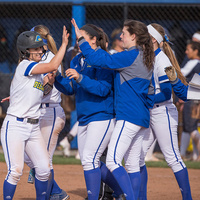 University of Delaware Softball at Norfolk State University