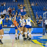 University of Delaware Volleyball vs Towson University