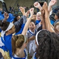 University of Delaware Women's Basketball vs Bradley