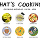 Illustration Senior Show: What's Cooking?