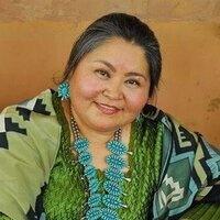 """Navajo Blessingway Stories"" SUNNY DOOLEY (Navajo / Diné), storyteller, folklorist, cultural consultant"