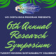 6th Annual Research Symposium