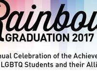 Rainbow Graduation 2017