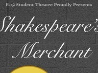 E-52 Presents Shakespeare's Merchant